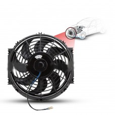 Cooling Fans A/C 10 Cooling Fan S-Blade (90Watts) (Pusher/Reversible) 12V
