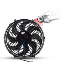 Cooling Fans A/C 12 Cooling Fan S-Blade (90Watts) (Pusher/Reversible) 12V