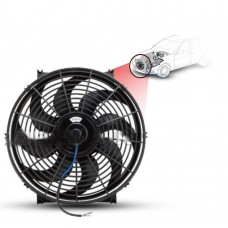 Cooling Fans A/C 14 Cooling Fan S-Blade (90Watts) (Pusher) 12V