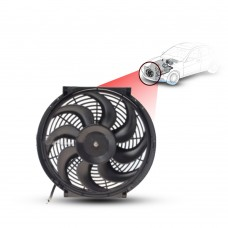 Cooling Fans A/C 14 Cooling Fan S-Blade (160Watts) (Pusher) 24 Volts l